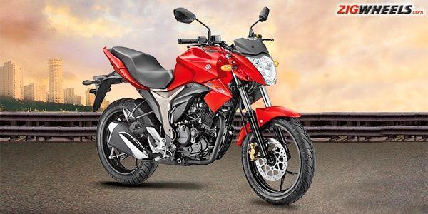 Suzuki Gixxer 155 launch on Sept 9th in India