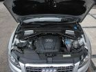 Audi Q5: Engine Shot