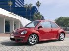Volkswagen Beetle Side Angle Shot