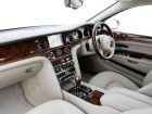 Bentley Mulsanne: Interior Shot
