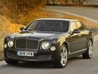 Bentley Mulsanne: Body Shot