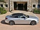 BMW 6 series side shot