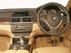 BMW X6: Interior Shot