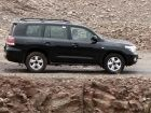 Toyota Land Cruiser: Exterior Shots