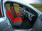 Toyota Etios Front Seating