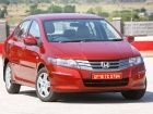 Honda City Front Angle Shot