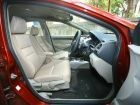 Honda City Front Seating