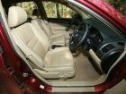 Honda CR-V Front Seating