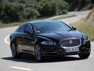 Jaguar XJ Car