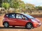 Honda Jazz Side Shot
