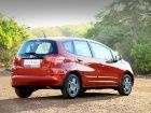 Honda Jazz Side Angle Shot