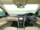 Skoda Superb: Interior Shots
