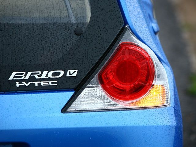 Honda Brio Tail light