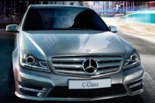 Mercedes-Benz New C Class Car