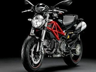 Ducati Monster Car