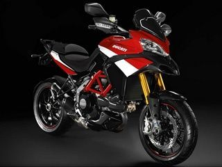 Ducati Multistrada Car