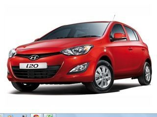 Hyundai New i20 Car