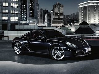 Porsche Cayman Car