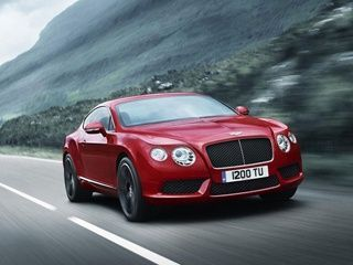 Bentley Continental Car