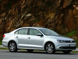 Volkswagen New Jetta Car