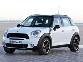 MINI Countryman Car