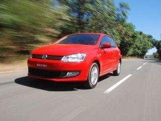 Volkswagen Polo Car