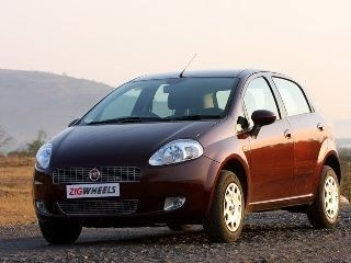 Fiat Grande Punto Absolute Car