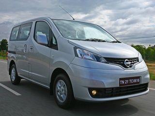 Nissan Evalia Car