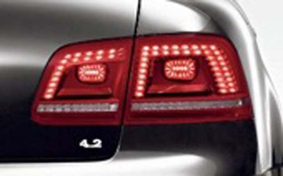 Volkswagen Phaeton Tail Light Pictures Zigwheels