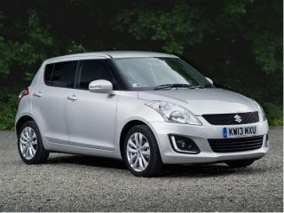 Maruti Suzuki 2014 New Swift