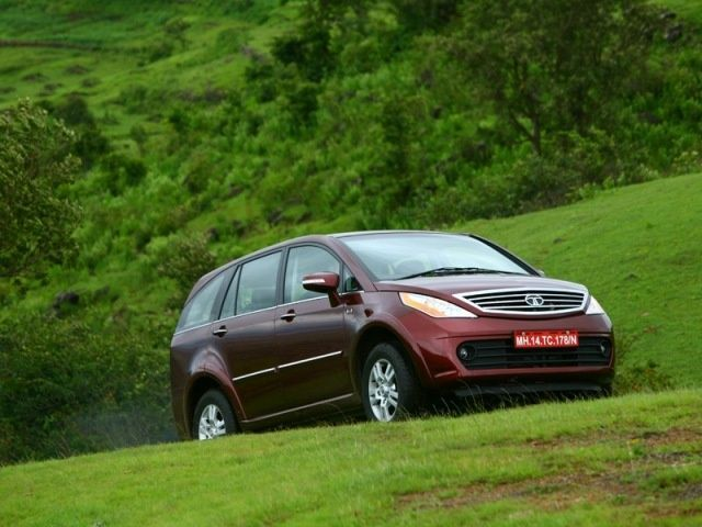 Tata Aria: External Shots