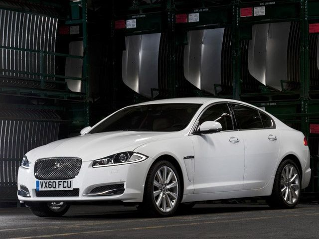 New Jaguar XF, XJ and XK