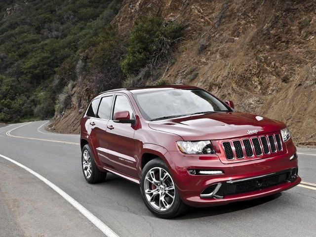 JEEP Grand Charokee SRT8