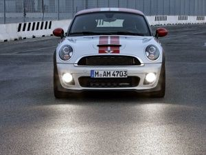 New MINI Coupe