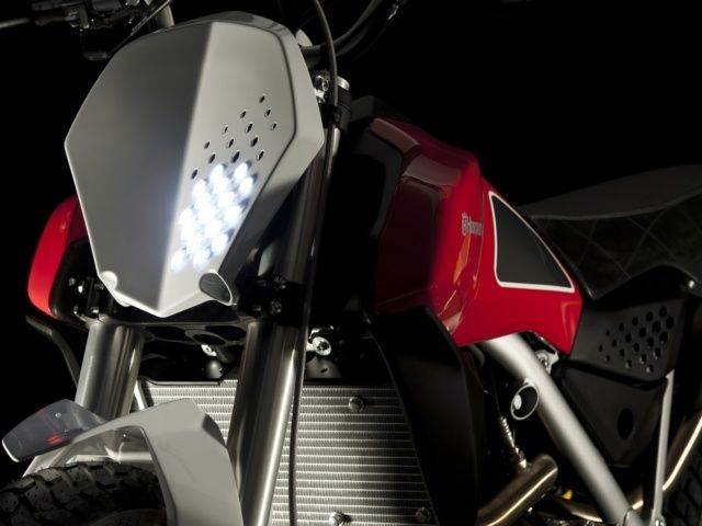 Hasqvarna LED Headlight