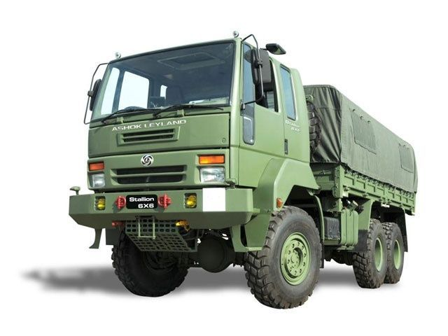 Ashok Leyland Defense Systems