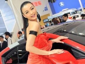 this year's Beijing Motor Show was particulary high, to which the