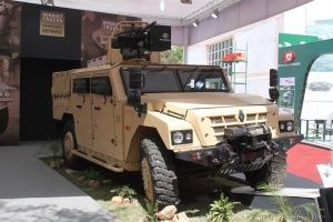 Sherpa Light Armoured Vehicle
