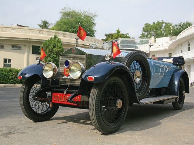 1924 Rolls Royce 20 HP Maharaja of Udaipur