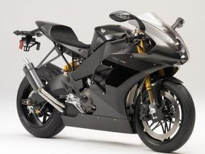 Erik Buell Racing – The 1190RS superbike