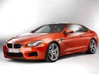 New BMW M6 Coupé : In Pictures