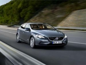 The all-new Volvo V40