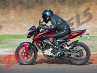 New Bajaj Pulsar NV200