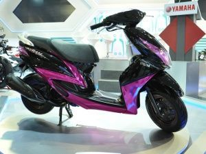 Yamaha Ray Concept Scooter