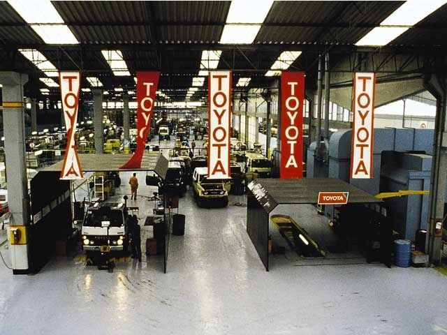 75 years of Toyota