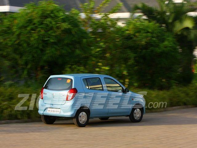 New Maruti Alto 800