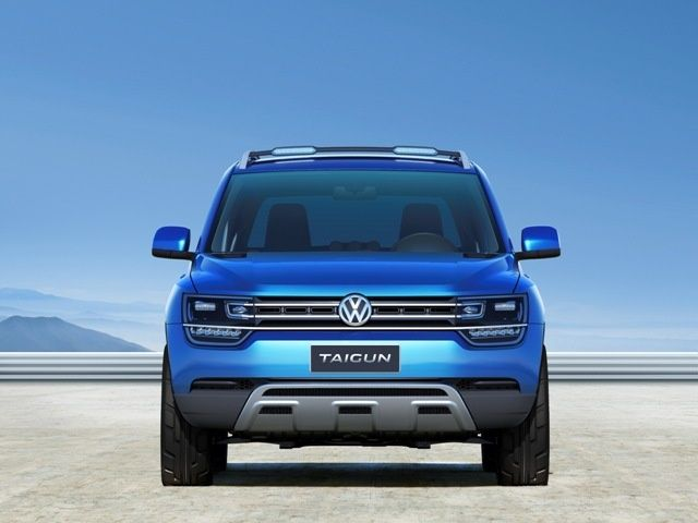 Volkswagen Taigun Compact SUV