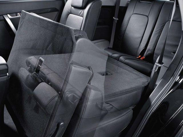 New Chevrolet Captiva ergonomics