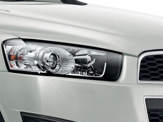 New Chevrolet Captiva LED headlamps