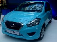 Datsun Go Front